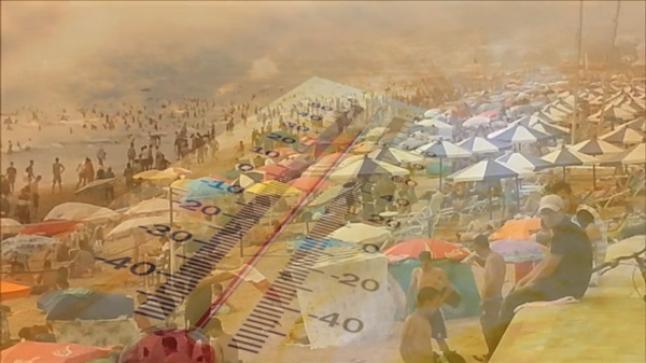 استمرار الأجواء الحارة بسوس وعدد من مناطق المملكة الأحد