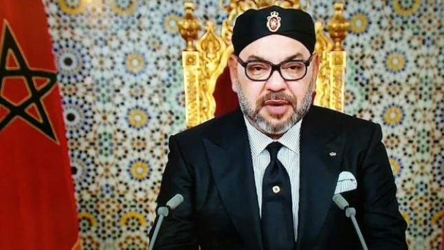 الملك: يعلم الله أنني أتالم مادامت فئة من المغاربة تعيش الفقر والحاجة