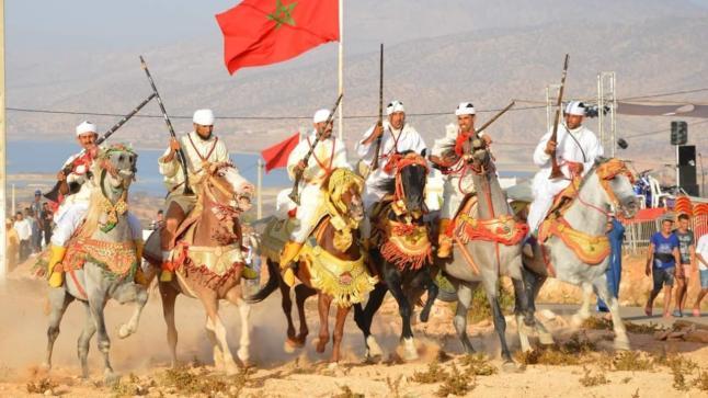 أكادير تحتضن فعاليات موسم الولي الصالح سيدي محند أوشن البكري