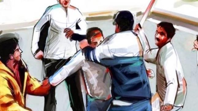 عصابة مدججة بالسيوف تهاجم شابا وسط أكادير وترسله للمستعجلات في حالة خطيرة