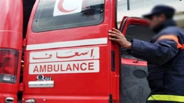 مصرع سائحة وإصابة ٱخرين في حادثة خطيرة وسط أكادير
