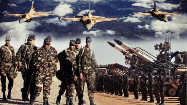 """الجيش المغربي يُخصص 209 مليون دولار لاقتناء قنابل شديدة الانفجار توجه بنظام """"GPS"""""""
