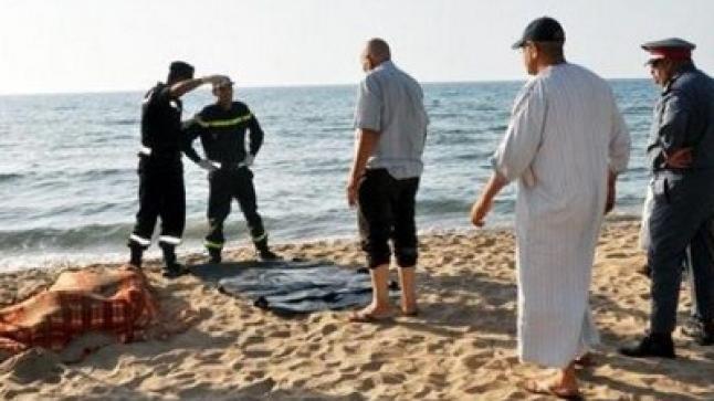 بحارة يعثرون على جثة شابة أجنبية شمال أكادير