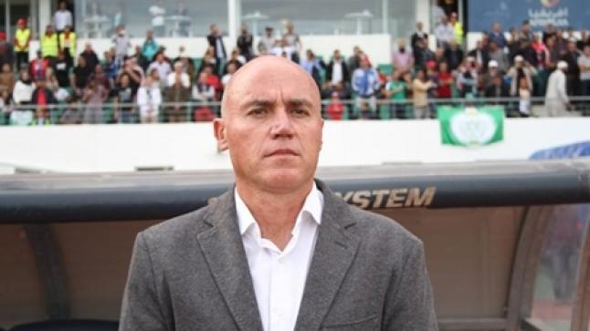 المغرب الفاسي يتعاقد مع مدرب حسنية أكادير السابق