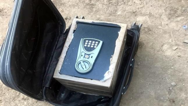 """""""حقيبة مشبوهة"""" تستنفر السلطات الأمنية بتارودانت"""
