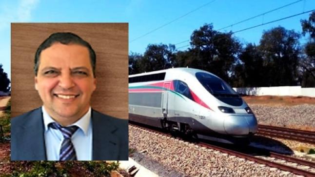 بنضو: الربط السككي بين مراكش وسوس سيثمن المؤهلات الاقتصادية والطبيعية للجهة