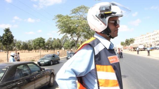 أكادير .. كاميرات مراقبة جديدة توثق تصرفات رجال الأمن مع السائقين