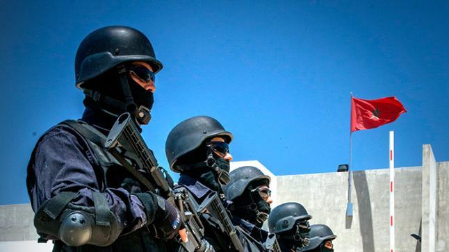 المصالح الأمنية بأكادير تتمكن من توقيف شاحنة محملة بـ2 طن من المخدرات (صور)