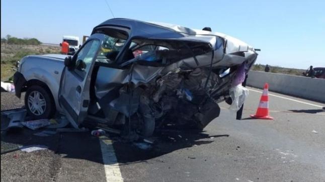 مصرع أربعة أشخاص في حادثة سير خطيرة بين أكادير ومراكش