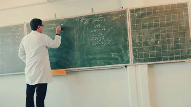 وزارة التربية الوطنية تدعو الأساتذة للالتحاق بالمؤسسات التعليمية