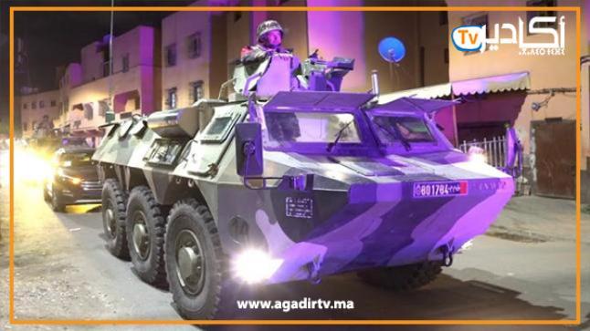 """الحكومة تقرر تمديد إجراءات """"الحجر المؤقت"""" لفترة إضافية بأكادير ومدن أخرى.. بينها حظر التنقل الليلي"""