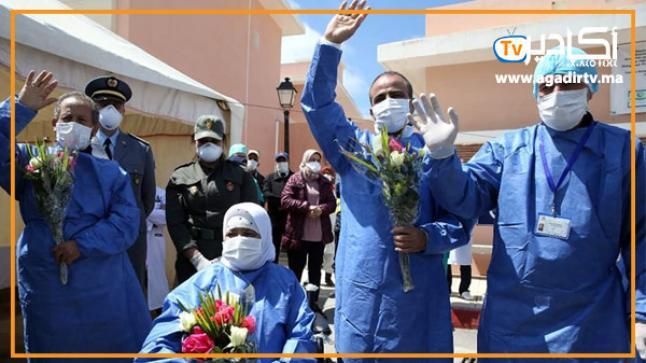 حصيلة يومية قياسية لعدد المتعافين من فيروس كورونا بالمغرب