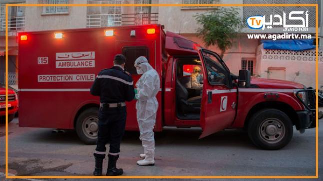 عاجل.. 5 إصابات جديدة بفيروس كورونا بأكادير وتيزنيت