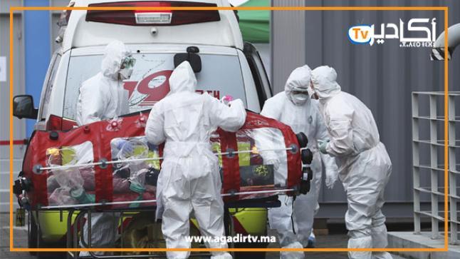 تسجيل 71 حالة إصابة جديدة بفيروس كورونا بالمغرب