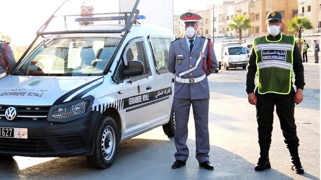 رئاسة النيابة العامة تكشف عن نسبة المعتقلين احتياطيا من بين المتابعين بخرق حالة الطوارئ الصحية
