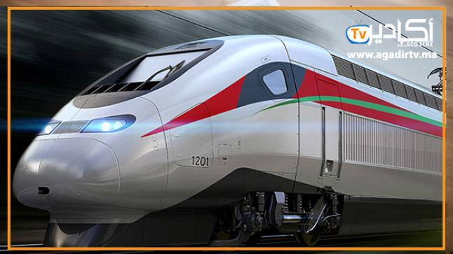 شركة صينية تدخل على الخط في مشروع القطار الفائق السرعة مراكش أكادير