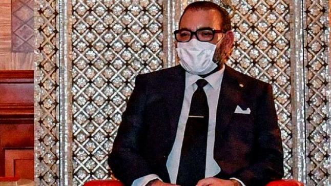 """الملك محمد السادس يعطي تعليماته بإنجاز فحوصات """"كورونا"""" للعاملين بالقطاع الخاص"""