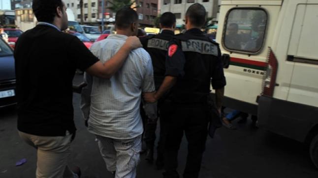 مصالح الأمن بأولاد تايمة تداهم مقهيين خرقا إجراءات الطوارئ الصحية وتعتقل مسيرين وزبناء