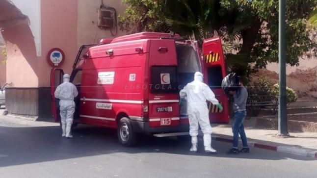 تسجيل مئات الإصابات الجديدة بفيروس كورونا بجهة سوس ماسة اليوم الجمعة