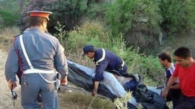 العثور على جثة شاب ضواحي تارودانت وضع حدا لحياته بطريقة بشعة