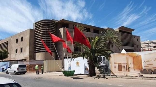 """أخيرا.. أكادير تشهد ميلاد """"دار الفنون"""" بموقع استراتيجي على مساحة 3000 متر (صور)"""