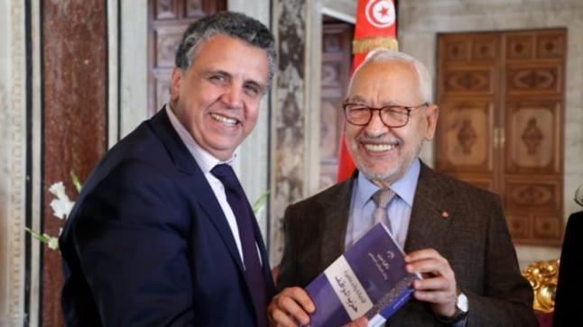 """""""وهبي"""" يطلق من تونس مبادرة للحوار بين الأحزاب المغاربية"""