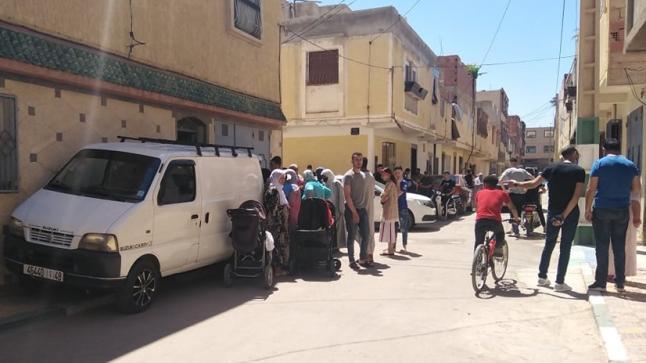 مقتل شخص وإصابة زوجته في اعتداء شنيع عندما كان في طريقه لصلاة الجمعة