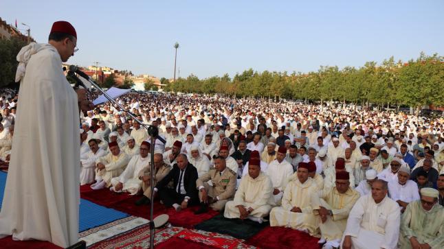 وزارة الأوقاف تقرر عدم إقامة صلاة عيد الفطر سواء في المصليات أو المساجد