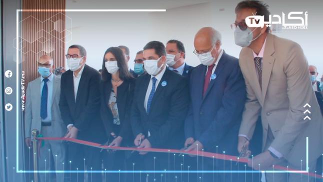 """أمزازي يشرف على تدشين """"منتجع زفير أكادير"""".. يضم 141 شقة فندقية بمواصفات عالية (فيديو)"""