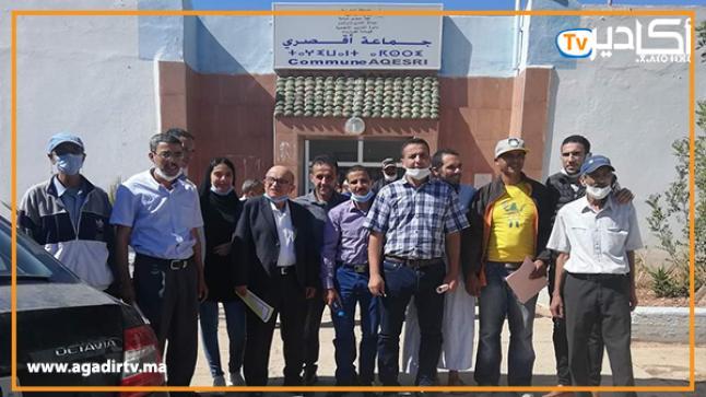 حزب الأحرار يترأس جماعة أقصري بأكادير إداوتنان