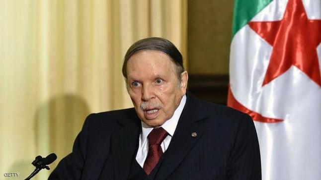 """الجزائر تعلن عن وفاة الرئيس السابق """"بوتفليقة"""""""