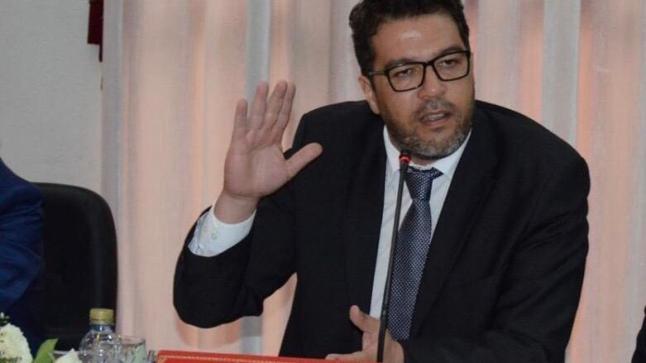 """كريم أشنكلي عن """"الحمامة"""" رئيسا لجهة سوس ماسة"""