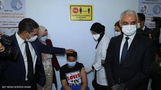 بعد 15 يوما.. عدد الأطفال الملقحين في المغرب يقترب من المليون