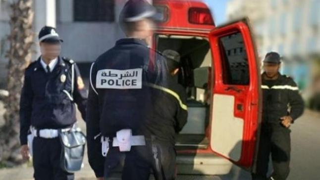 الإعتداء على شرطي وسرقة سلاحه الوظيفي بأكادير .. واستنفار أمني بالمدينة