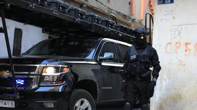 """تفكيك خلية إرهابية موالية لتنظيم """"داعش"""" (صور)"""