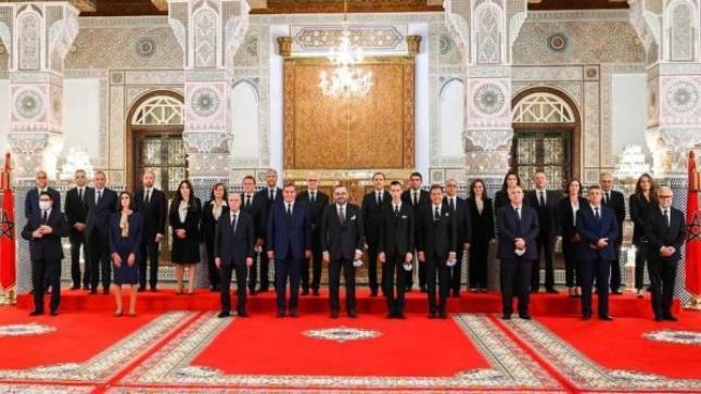تكونت من 25 وزير.. هذه هي الانتماءات الحزبية لوزراء حكومة أخنوش