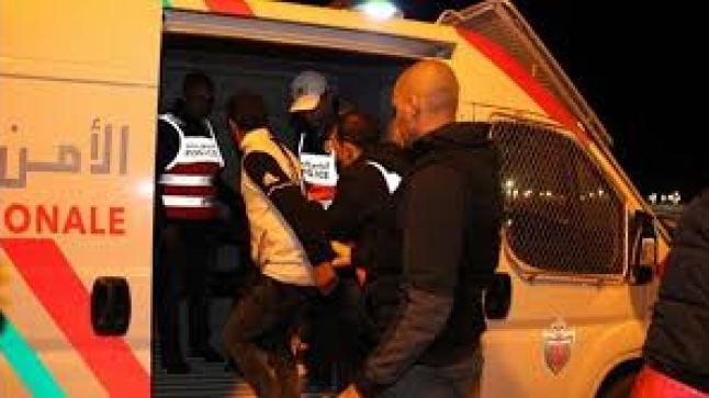 """مداهمة """"ڤيلا"""" لأجنبي واعتقال العشرات ضمنهم قاصرين"""