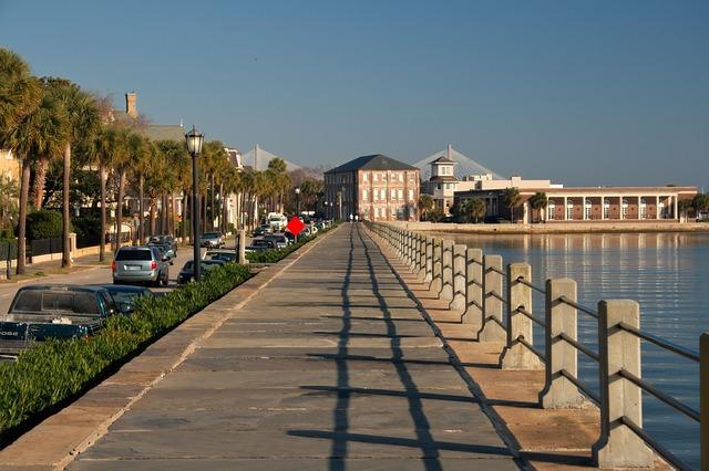 v28 #1 Charleston Comings and Goings