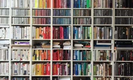 ATG Quirkies: How To Arrange Your Personal Library & Other Things That Are Allowed on the Shelves