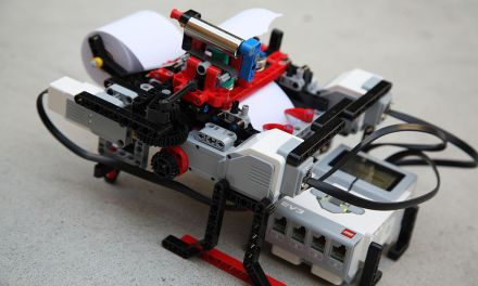 ATG Quirkies: 13 Year Old Invents a Low Cost Braille Printer Using Legos