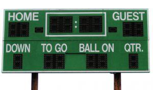 The Charleston Advisor: Scoreboard April 2015