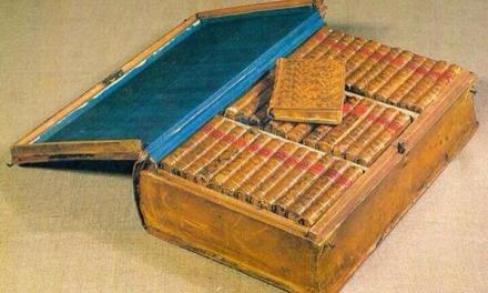 ATG Quirkies: Napoleon's Kindle