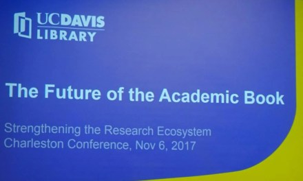 Preconference: Future of the Academic Book