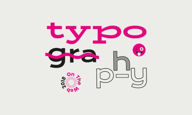 "ATG ""I Wonder"" Wednesday: Do you think the art of typography is still important?"