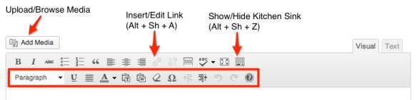Visual Editor Annotated