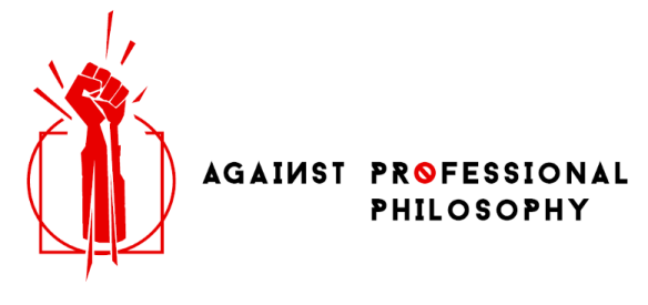 On Reading Philosophy: The Essay    Against Professional