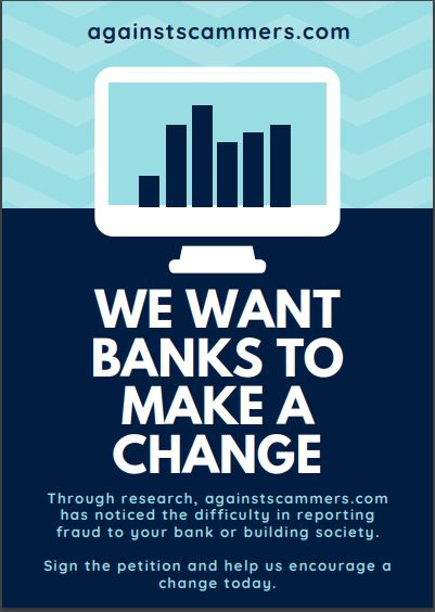 How To Report Bank Account Fraud A Campaign To Force Banks To Do Better