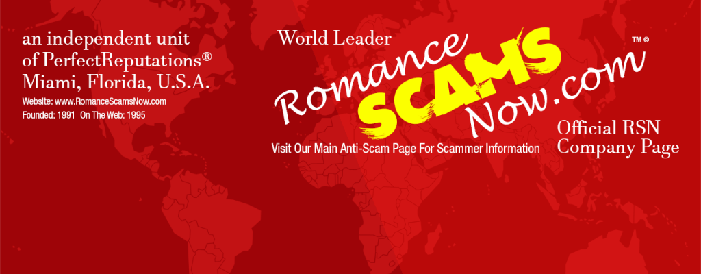 Romance Scams Now