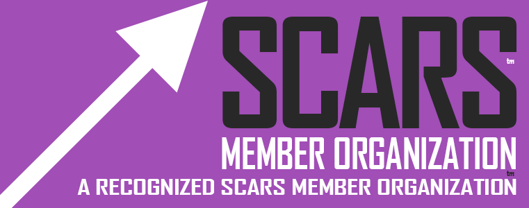 SCARS - Society of Citizens Against Romance Scams - Organization Membership Badge