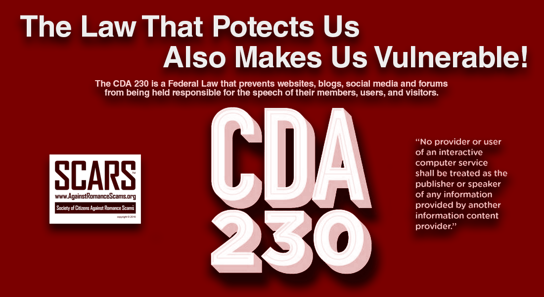 47 U.S.C. § 230